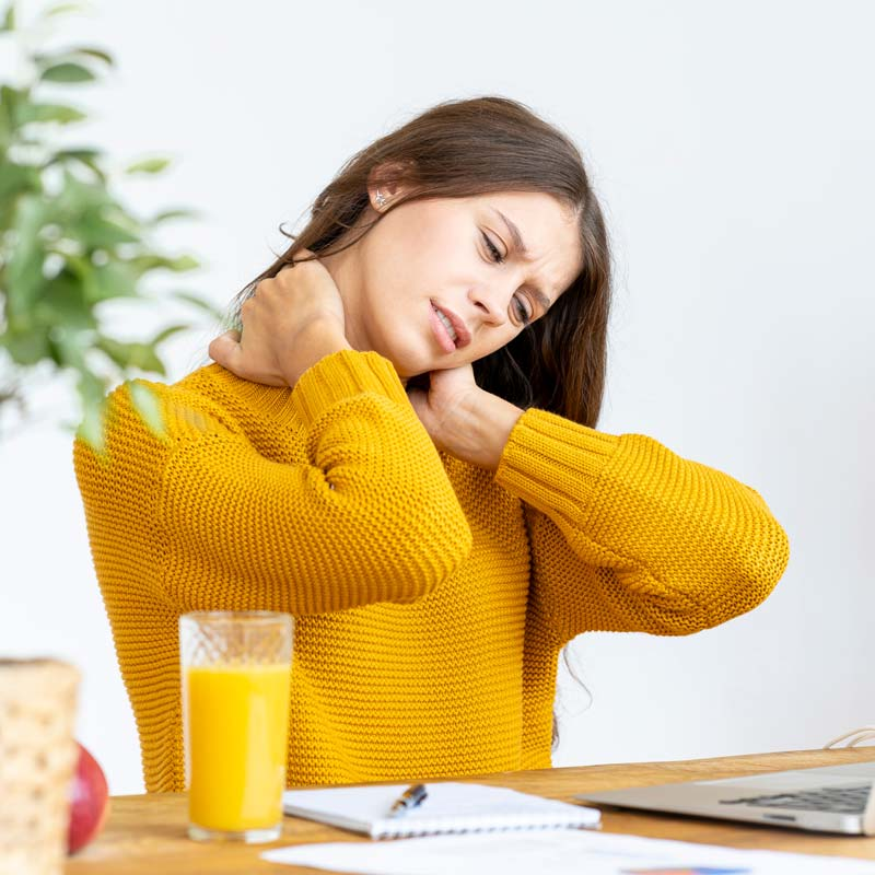 Neck Pain - Getting rid of the 'ghost' on your back